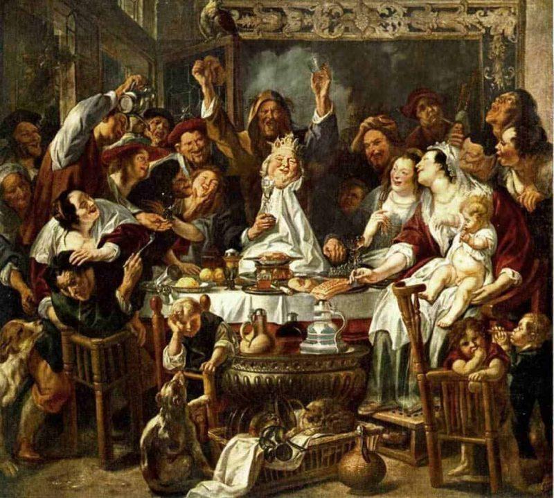 Historia de la gastronom a el nacimiento de la gran for Cultura francesa comida