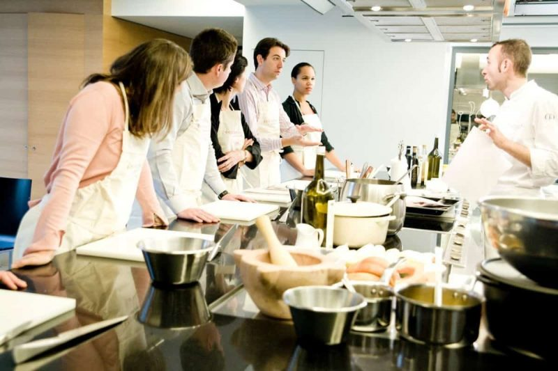 Paris semana da gastronomia gastronomos - Ecole de cuisine ferrandi paris restaurant ...
