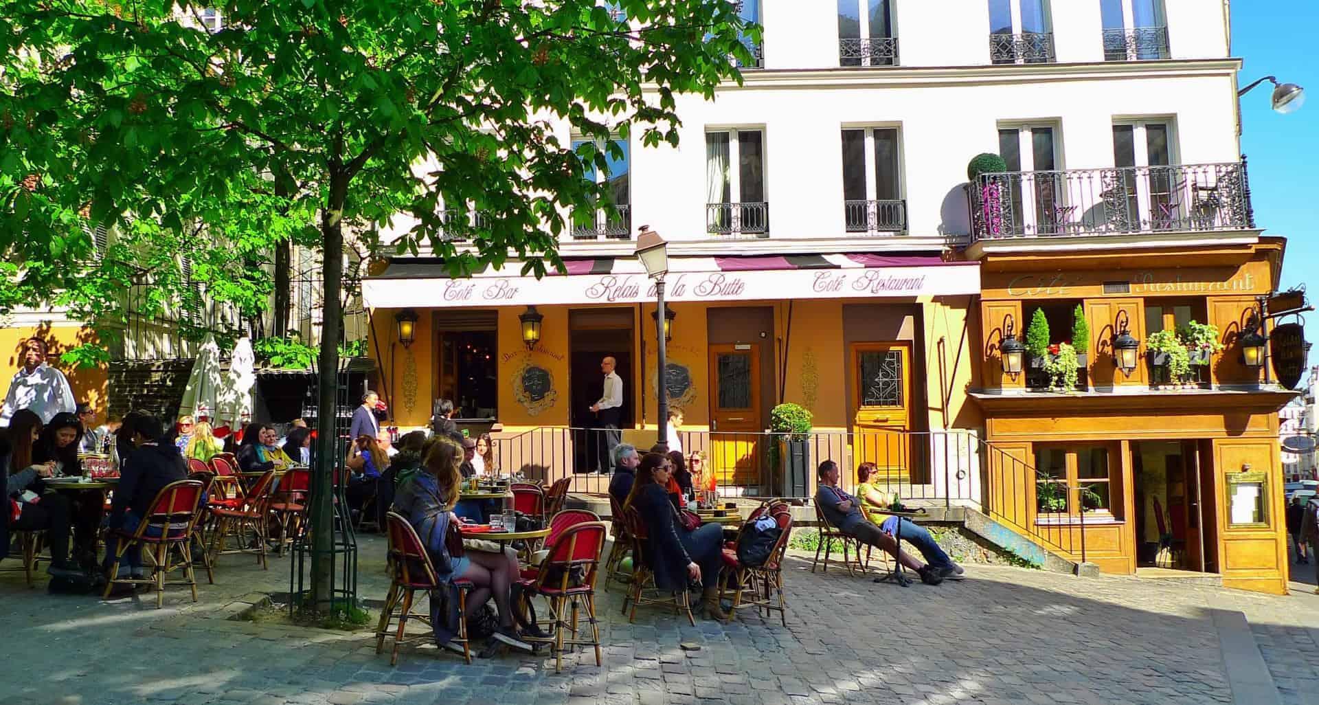 The Best Restaurants In Montmartre Paris Gastronomos