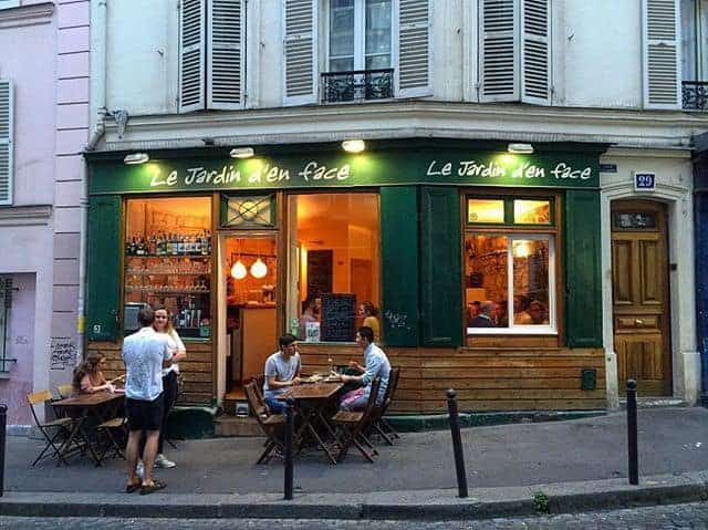 The Best Restaurants In Montmartre Paris Gastronomos