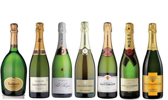 marcas brands champagne