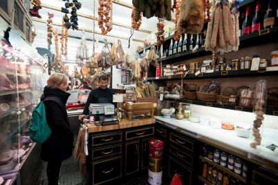 tour gastronomico paris